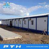 China-niedrige Kosten-vorfabriziertes Behälter-Haus für modulares Gebäude