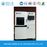 Imprimante rapide de SLA 3D de machine de prototypage de pente industrielle de Ce/FCC/RoHS