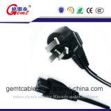 GB2099 China 2pin Wechselstrom-Netzkabel