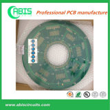 Fr4 TG170, 6 capas, Disco chapado en oro 10u'', de 4 mm de PCB (avellanar los orificios board)