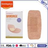 Le meilleur bandage flexible de tissu pour la blessure de taille moyenne