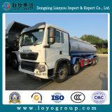 De Verkoop van de Tankwagen van de Tanker van de Brandstof van de Vrachtwagen van de Olie van HOWO T5g 25000L
