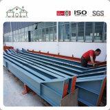 Amplia gama Builidng Estructura de bastidor de acero con la norma ISO: 2008 certificado