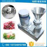 Type humide sanitaire moulin horizontal de rectifieuse d'arachide de machine de rectifieuse de /poivron