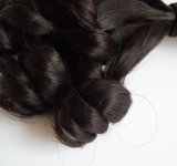 10A Fumi Curly Peruvian Virgin Human Hair Extension Lbh 062