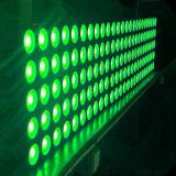 25 teste 10W scaldano l'indicatore luminoso bianco dei paraocchi della tabella del LED