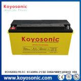 Aga de la batterie plomb-acide pour sauvegarder le stockage de l'ONDULEUR 12V 150Ah