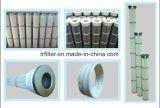 100% poliéster o elemento do filtro de pregas do Cartucho do Filtro de Ar
