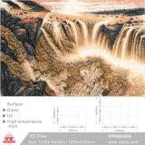 Achtergrond van de Kunst van de Ceramiektegel 3D voor Bouwmateriaal (VPA6A833, 1200X1800mm, 1800X2400mm)