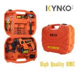 Kynko 12V 코드가 없는 회전하는 망치 리튬 전력 공구 (KD65)