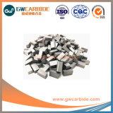 K10 K20 Gecementeerde Carbide Gesoldeerde Uiteinden