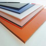 China-Händler-flacher Körper-Polycarbonat-Blatt für freie Wand