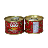 Pasta de tomate por atacado do puré 70g com baixo preço