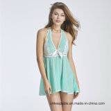 Hot Sale Transparent Nightwear Vêtements de nuit Sexy Lingerie pour Fat Women