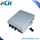 12 Faser-optischer Teiler-Verteilerkasten der Kanal-FTTH ODF