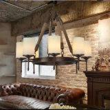 居間のためのアール・デコの現代的なシャンデリア