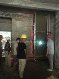 Цемент стены эффективности Tupo Тавр-Высокий штукатуря машина/автоматическая машина перевод штукатурки