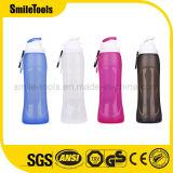 складные напольные ся бутылки воды силикона 500ml