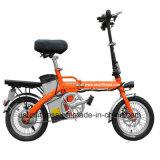 Складывание из алюминиевого сплава E-велосипед с 48V литиевая батарея