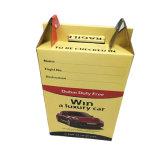 Contenitore di imballaggio di carta componente dell'automobile di lusso con la maniglia
