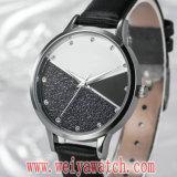 Montre-bracelet chaude de dames de quartz de la mode OEM/ODM de vente (Wy-17020)