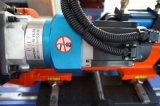 Cintreuse bleue pilotante hydraulique automatique de pipe de commande numérique par ordinateur de Dw50cncx3a-1s