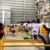 Macchina di smussatura automatica di montaggio d'acciaio della conduttura