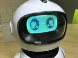 Heeft de Slimme Robot van Smartek Kleurrijke Vertoning en Uitdrukkingen voor het Vroege Onderwijs van Kinderen
