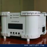 Stadium der LED-Wand-Unterlegscheibe-Batterie-LED, das drahtloses IRC-Steuerwürfel-Batterie-Licht beleuchtet