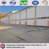 Sinoacmeは軽い鉄骨フレームの倉庫の構築を組立て式に作った