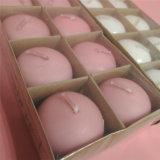 Drijvende Kaars in de Reeks van de Gift en Roze Kaars voor Decoratie
