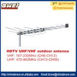 中国Fatoryからの屋外の方向UHF VHFデジタルDVB-T 32eの要素の八木のアンテナ