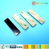 125kHz Tag da gestão de produtos RFID no metal para o ambiente áspero