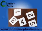 PVC émulsionné faisant le panneau indicateur comme matériaux de signe
