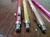 Commande numérique par ordinateur usinant pour le crayon lecteur de bille d'alliage d'aluminium avec de diverses couleurs