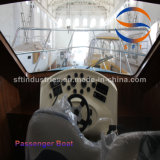 14.28m 40p placer pasajero Sport Boat Bote cuerpo FRP