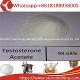 Het Snelle Bereiken van de Spier van de Acetaat van het testosteron en de Vette Acetaat van de Test van de Brander