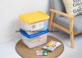 Große verschiedene Farbe verwenden allgemein bewegliche Plastikablagekästen mit Griff