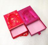 Caja de embalaje de la cartulina del OEM del regalo de encargo del cajón