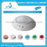 indicatore luminoso subacqueo della piscina della lampada riempito resina di 30W LED