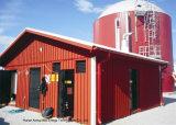50квт контейнерных установок по производству биогаза ТЭЦ в Чешской