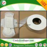 生理用ナプキンのためのシリコーンリリースペーパー原料