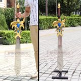 Lol Garens Swordleague de espadas das legendas 121cm Jot8239A