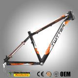 26er 27.5er AluminiumMountian Fahrrad-Rahmen mit interner Kabelführung