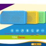 Mini haut-parleur du cadre X3 Bluetooth de haut-parleur de Bluetooth de forme extérieure de Shapetriangle