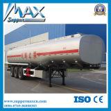 販売のための3台の車軸安いディーゼル油の燃料貯蔵トラックタンク半トレーラー