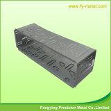 Metaal van het Blad van het aluminium 2.5 de Externe Harde Bijlage van de Aandrijving SATA