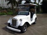 Carrello facente un giro turistico a bassa velocità del Buggy di golf del carrello dell'automobile dell'annata delle 4 sedi