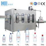 가득 차있는 자동적인 상업적인 순수한 물 완전한 선을%s 가진 병에 넣는 충전물 기계