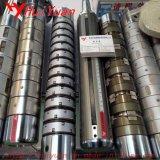 Os eixos de ar diferencial para corte longitudinal de folha de alumínio